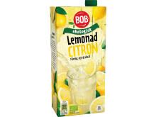 BOB Ekologisk Lemonad Citron