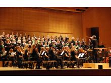 Höstlovskören, dirigent Simon Phipps