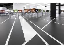 Snygga och säkra golv direkt från BASF