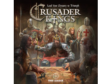 Crusader Kings - The Board Game Cover