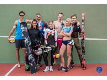 Das Zurich Sports Team