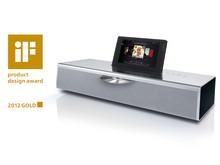 Loewe SoundVision - vinder af iF gold award 2012