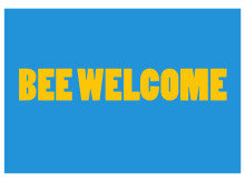 Bee Welcome – biodlare för integration – startades på biodlarkongressen Beecome2016.