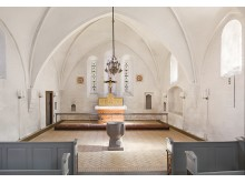 Koret i Rudkøbing Kirke