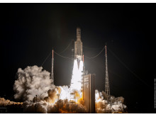 Hi-res image - Inmarsat - Inmarsat's GX5 satellite was lifted into orbit by an Ariane 5 launch vehicle from the Ariane Launch Complex No. 3 (ELA-3) in Kourou, French Guiana on Tuesday 26 November