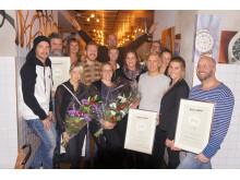 Vinnare av Gästernas Restaurngpris 2013
