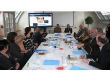 Möte med Per Anger-prisets nomineringsorganisationer