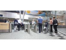 Billund Airport 04 passagerer