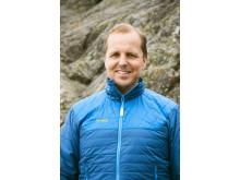Johan Ekroth, kommunikationschef Friluftsfrämjandet