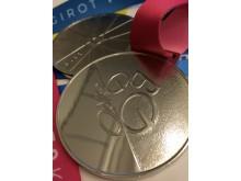 Medaljen 2016