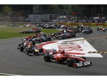 Italiens GP 2011