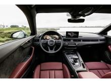 Audi A5 Coupe interiör
