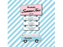Barebells Summer Tour 2019