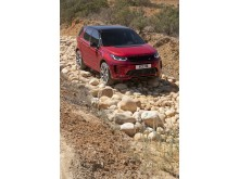 Discovery Sport off road 4
