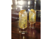 Bulleit Lemon & Tonic