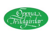 Öppna Trädgårdar logo