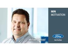 Min motivation: Michael Danvad