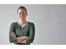 Julia Greek, stipendiat Fabrikör J.L. Eklunds Stora Hantverksstipendium 2016