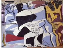 LLe Corbusier, Tre badende , 1935.