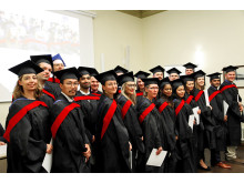 Graduiertenfeier 2018 am Wildau Institute of Technology der TH Wildau
