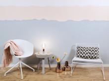 Målade hem – Anja & Filippa med Caparol Färg - Multicolor (endast miljöbild)