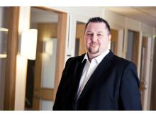 Henrik Renström, Sales Manager Axxos Industrisystem AB