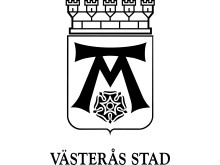Västerås stad logotype svart png
