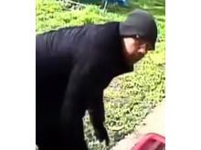 Merton burglary - Suspect3