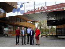 Husqvarna ny partner i Johanneberg  Science Park för gröna innovationer.