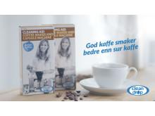 God kaffe smaker bedre enn sur kaffe