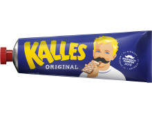 Kalles får mustasch för att uppmärksamma Mustaschkampen