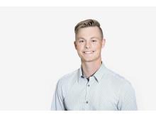 Viktor Hansson, Marknads- och Produktansvarig inom Återströmning, Tryckhållning och Expansion på Armatec