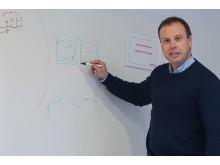 Erlend Ragnhildstveit er forskningsdirektør i Thermo Fischer
