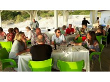 Schmetterling TOP-Partner-Treffen Andalusien 2016