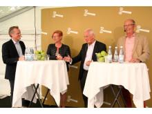 Guldklubban i Almedalen: Hur utvecklas ordföranderollen inom näringsliv och offentlig sektor?