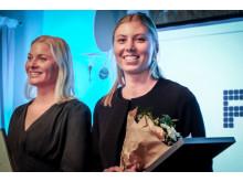 Karolina Koch och Karin Lindeberg