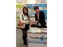 AsianNet Inc introduces Mynewsdesk at trade show
