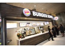Burger King åpnet på Oslo lufthavn