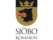 Sjöbo kommuns vapen i färg