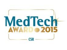 Logo MedTech Award 2015