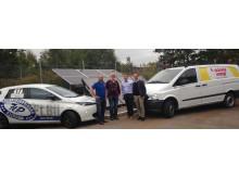 Samarbete Skånska Energi och HP Borrningar