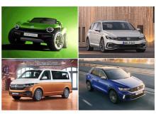 Volkswagen på Genève Motor Show 2019