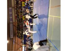 Sara Zederfeldt till Student-VM i taekwondo