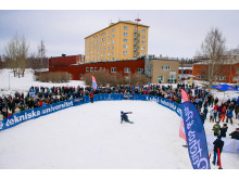 LTU Big Air 2019 på Luleå tekniska universitet
