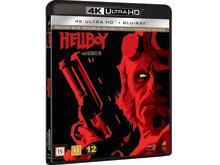 Hellboy, 4K Ultra HD