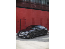 Mercedes-AMG C 43 coupé