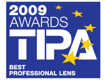 Tipa Awards 2009 Best Professional Lens Canon TS-E 17 mm f/4L