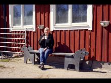 Hästhagen: carina_med_kaffe
