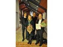 Vinnarna av Stora Samhällsbyggarpriset 2012