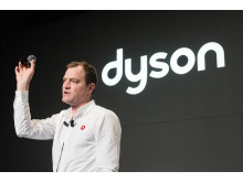 Jake Dyson, Chief Engineer, at Dyson launch event in Paris, 6 March 2018 - 5